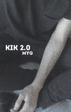 Kik 2.0//Min Yoongi by keeeywee