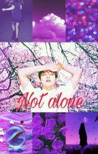 لست وحيدة || Not Alone by Min_rosua