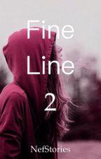 FINE LINE 2  by NeferAnania01