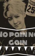 (Yoongmin FanFiction) No PaiN, No GaiN by blueeepandaaa