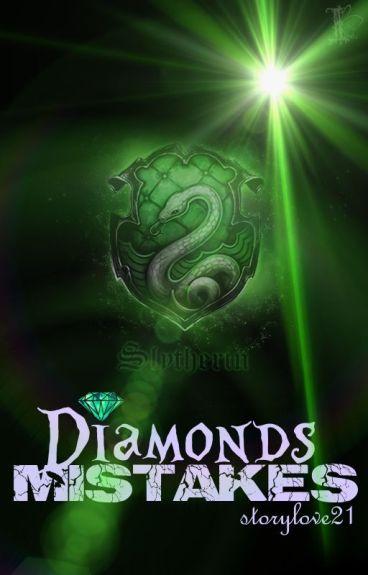 'Diamonds Mistakes' (Harry Potter FF/Goldenes Trio)