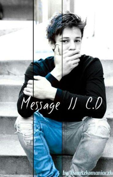 Message // C.D