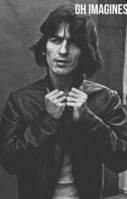 George Harrison Imagines by lennonlovey