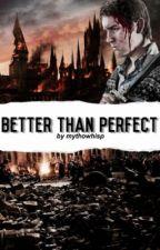 Better Than Perfect [Neville Longbottom X Reader] by mythowhisp