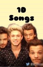 1D songs by IsaVazquezR