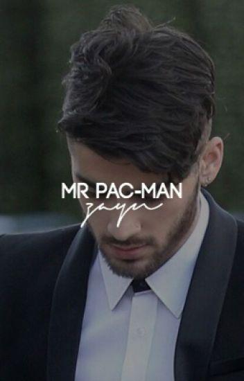 mr pac-man  → zayn  (DISCONTINUED..)