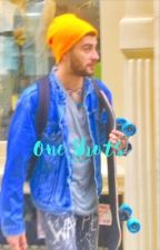 °ONE SHOTS → zayn by hennessies
