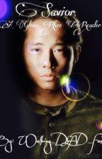 Savior (A Glenn Rhee Fanfiction) by Walking_DEAD_FanficS