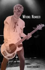 Wrong Number •au• || Connor Ball [COMPLETED] by kookiemagnet
