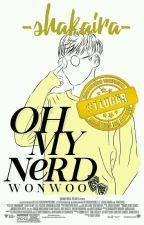 Oh My Nerd! ✤ Wonwoo by -shakaira-