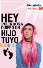 ¡Hey, pelirrosa quiero un hijo tuyo! by kcryxbaby