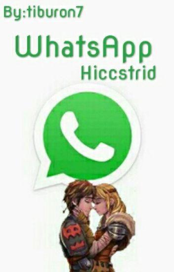 Enamorado De Una Extraña (WhatsApp Hiccstrid)