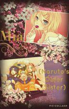 Mia (Naruto's Older Sister) by BakaNessForLife