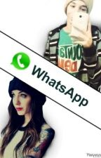 «WhatsApp» |SuperSub y Tú| [Editando] by Maayyyyy