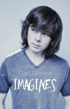 carl grimes imagines by hiplikeshawn
