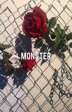monster ➵ theo raeken. by -ohmyraeken