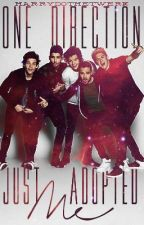 """""""One direction just adopted me!"""" √ Dutch 1D fanfic √ by InnocentSoul00"""