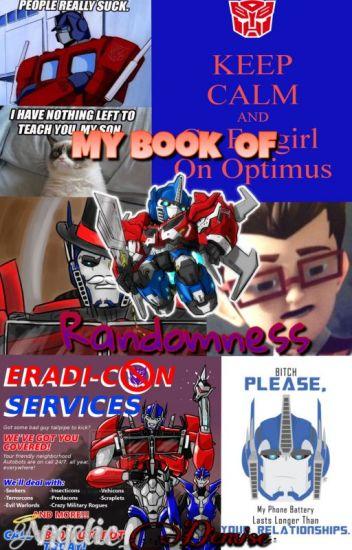 My Book Of Randomness