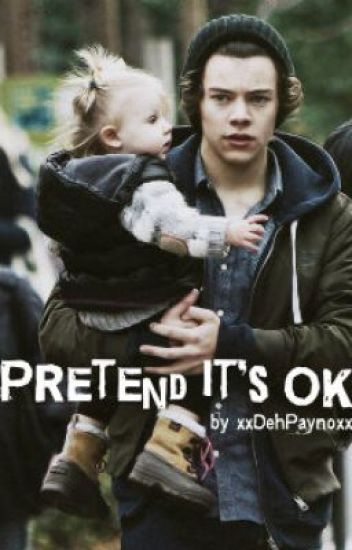 Pretend it's ok | h.s