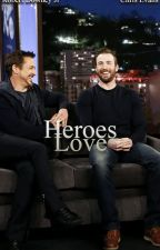 Heroes Love (Stony) by dqcklinng