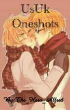 UsUk Oneshots by The_Hero_Alfred