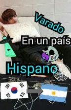 "Varado En Un País Hispano (Taehyung/ ""V"") by Noise_Grelling"