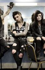 A chance meeting. Is this fate? - Black Veil Brides Fan-fiction. by LissyMae