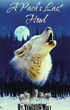 A Pack's Last Howl. by VanadiumWolf