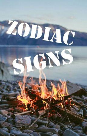 Zodiac Signs!!! by xxtheweirdocasper