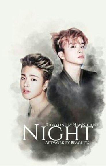Night [JunHwan] ✔