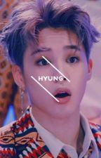 hyung || jimin by blueseom