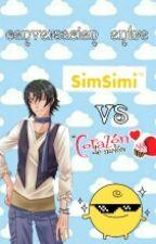Simsimi vs CDM by corazondemelonCDM