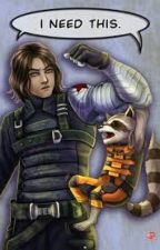 Bucky X Reader by WolfOfShaddows