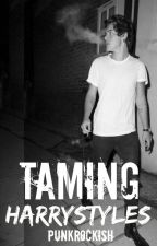 Taming Harry Styles { Punk Harry Styles } by balaaclava