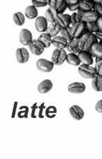 latte (kuroken) by tofupudding