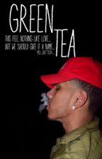 Green Tea by Yo_Bittch_