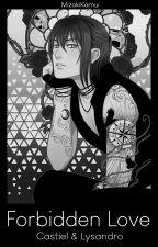 "CDM ""Forbidden Love""(Yaoi Fanfic Español) -Lys x Cast- by MizakiKamui"