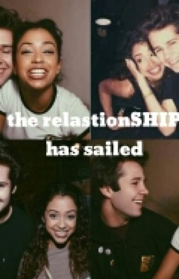 The relationSHIP has sailed