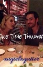 One Time Thing #1 (Captainswan) by angielagutier