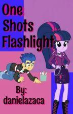 One Shots Flashlight. by danielazaca