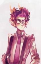 Different - Eridan x Reader by dancerforever88