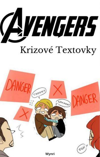 Avengers a krizové textovky -Probíhají opravy!