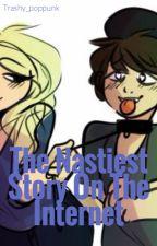 The Nastiest Story On The Internet// LeafyIshere X Whitney Wisconsin fanfic by trashy_poppunk