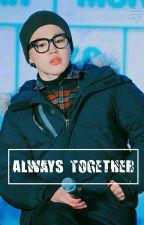 Always Together ≈ Jimin & Tu by mariaRazoEsparza