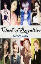 Clash of Royalties by Koreanism_infires017