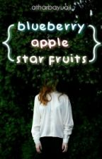 blueberry, apple, star fruits : Simple Cover Request {CLOSED!!} by atharbayuaji
