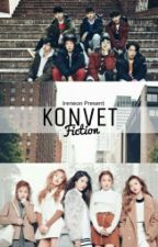 KONVET FICTION (IKON X RED VELVET) by ireneon