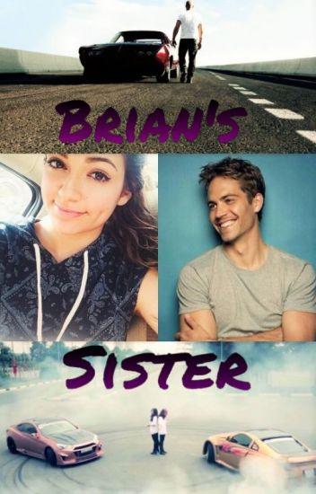 Brian's sister/Dominic Toretto.