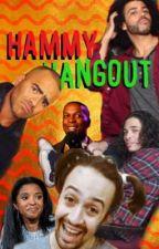 Hammy Hangout by laurens_ilikeyoualot