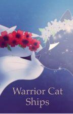 WARRIOR CAT SHIPS :D by XxblazingfurxX